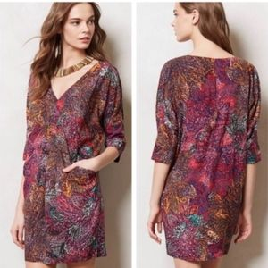 anthropologie | edme & esyllte chromatique dress